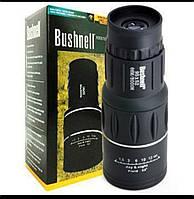 Монокуляр BUSHNELL 2675-5 с двойной фокусировкой + чехол 16x52 Реплика
