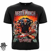 "ФУТБОЛКА Five Finger Death Punch ""Got Your Six"""