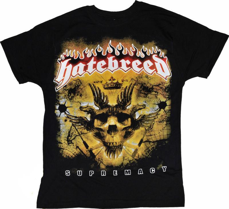 "Hatebreed ""Supremacy"""