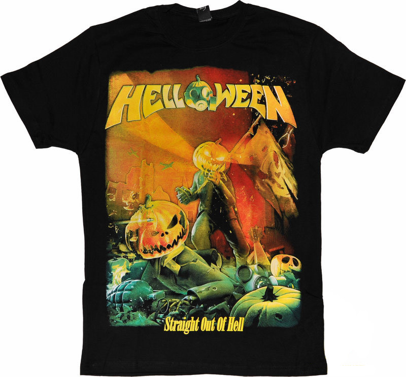 "Helloween ""Straight Out Of Hell"""