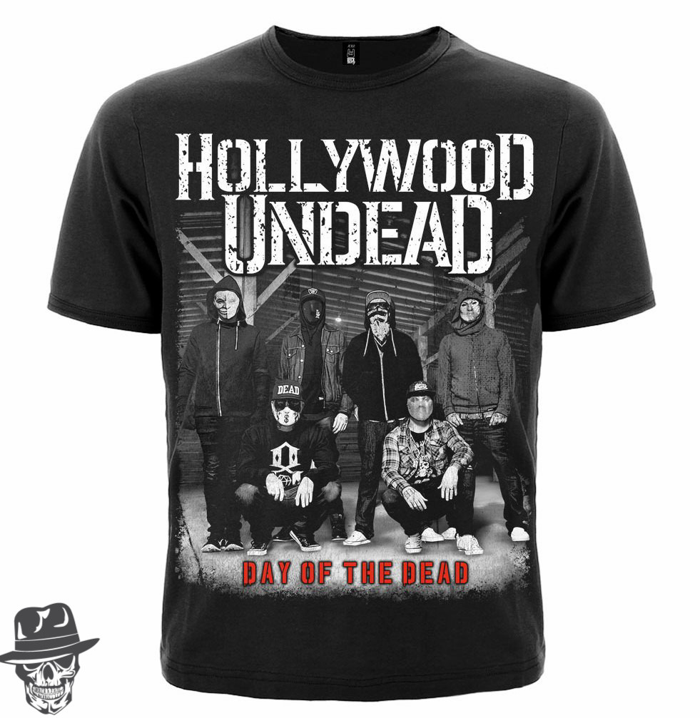 """Hollywood Undead """"Day Of The Dead"""""""