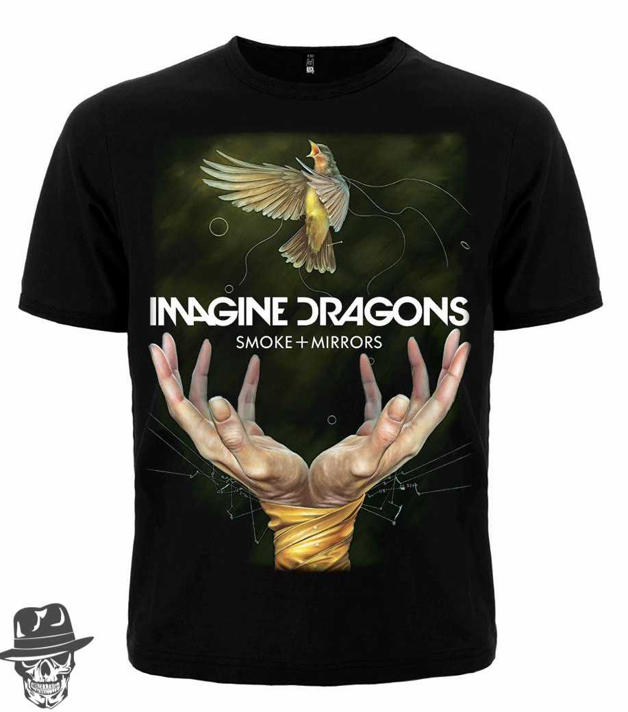 "Imagine Dragons ""Smoke+Mirrors"""