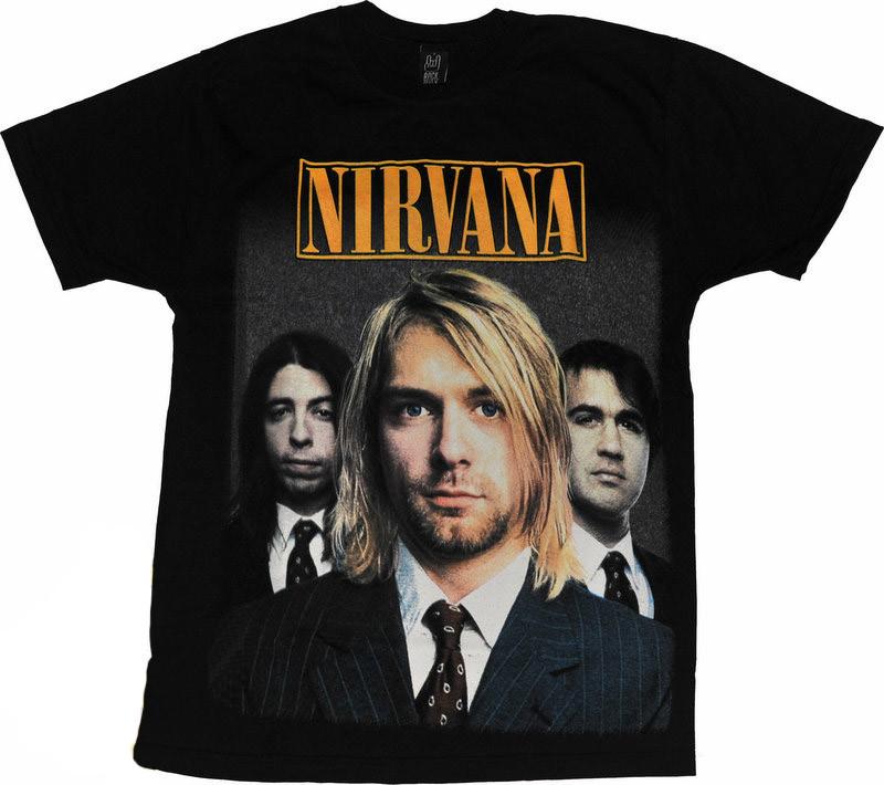 Nirvana (фото групи)