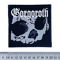 НАШИВКА GORGOROTH - нашивка