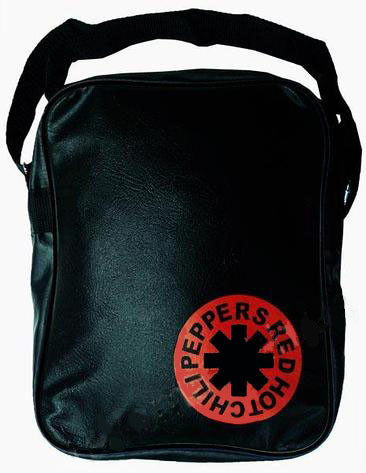 Рок-сумка - RED HOT CHILI PEPPERS (лого)