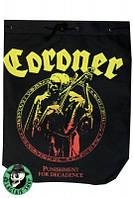 Рюкзак CORONER Punishment For Decadence