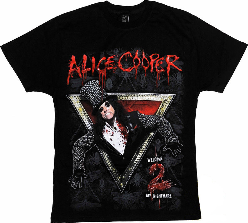 "Alice Cooper ""Welcome 2 My Nightmare"""