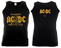 Майка AC/DC High Voltage