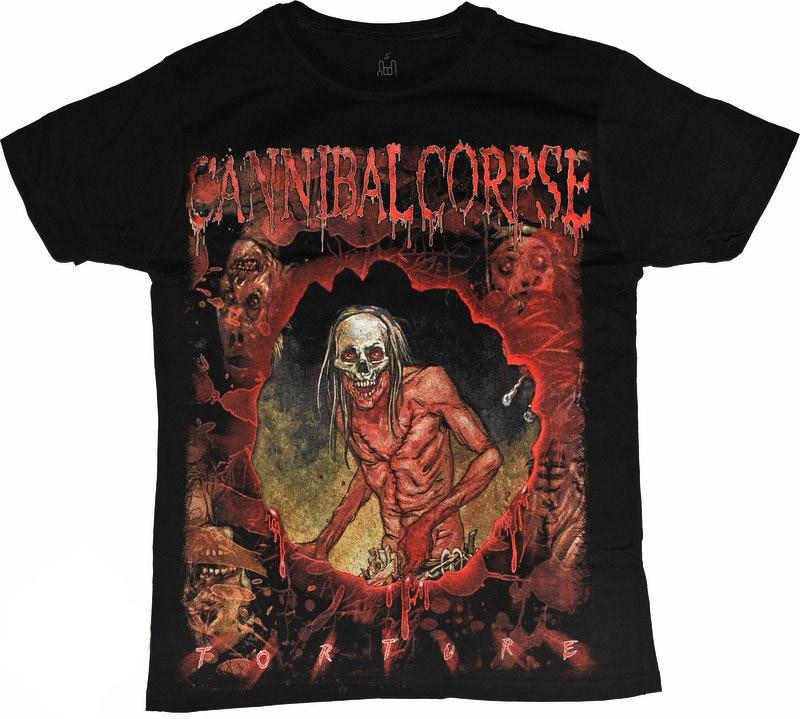 "Футболка Cannibal Corpse ""Torture"""