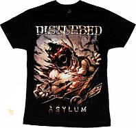 """Футболка Disturbed """"Asylum"""""""