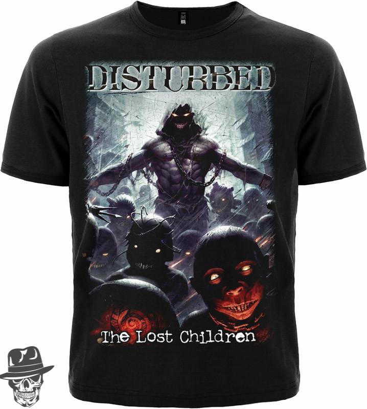 """Disturbed """"The Lost Children"""""""