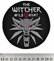НАШИВКА THE WITCHER 3: WILD HUNT