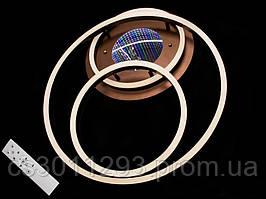 LED-люстра с 3d эффектом 55011/12CF
