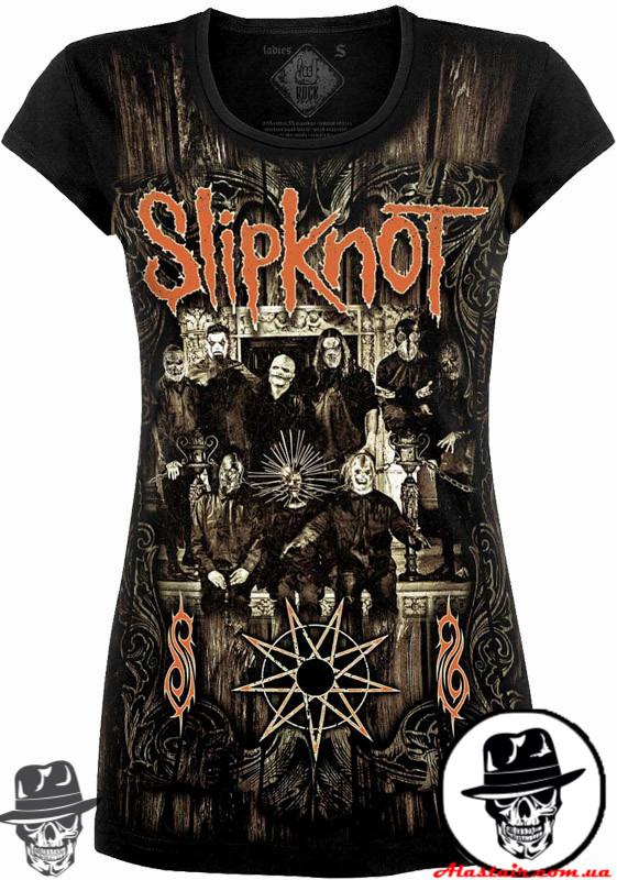 Туніка Slipknot (new masks)