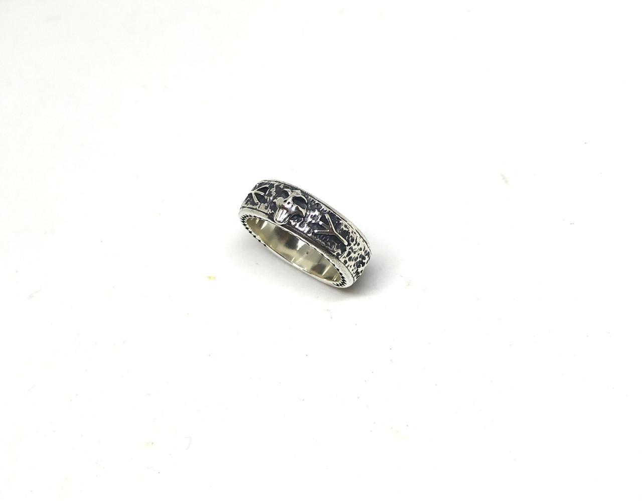 Кільце Morana ring срібло