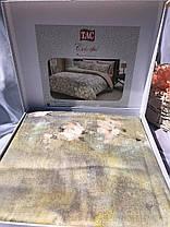 Двуспальный евро комплект TAC Jamie Сатин-Digital, фото 2