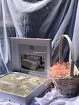 Двуспальный евро комплект TAC Jamie Сатин-Digital, фото 3