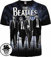 "Футболка The Beatles Live At The BBC"""