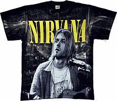 Футболка Nirvana (Kurt Cobain)