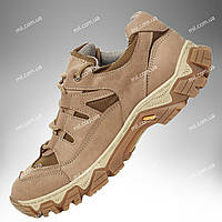 Военная демисезонная обувь / тактические кроссовки Tactic LOW4 (бежевый) | военные кроссовки, тактические