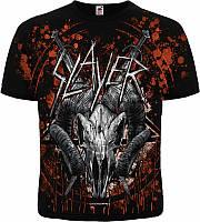 Футболка Slayer (goat)