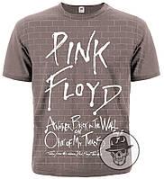 """Футболка Pink Floyd """"The Wall"""" (chocolate t-shirt)"""