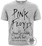 "Футболка Pink Floyd ""The Wall"" (melange t-shirt)"
