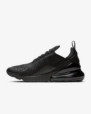 Кроссовки Nike Air Max 270 Black AH8050-005 41(26см) 8(US)