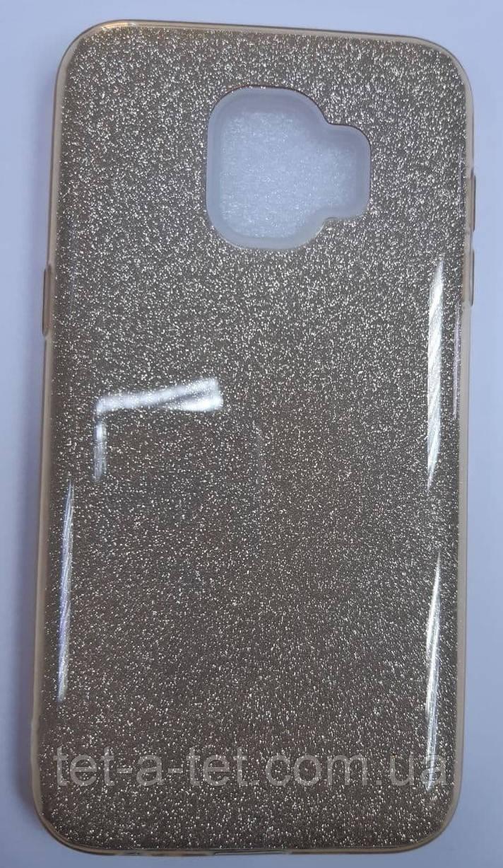 Shine Silicone Case Samsung J260