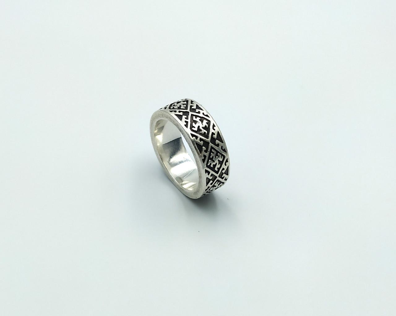 Кільце Перун 2 срібло