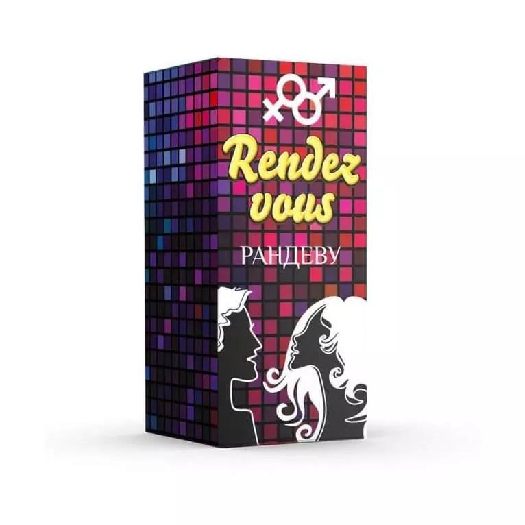 Rendez Vous - Женский возбудитель, возбуждающие капли Рандеву, средство для возбуждения женщин возбудитель ViP