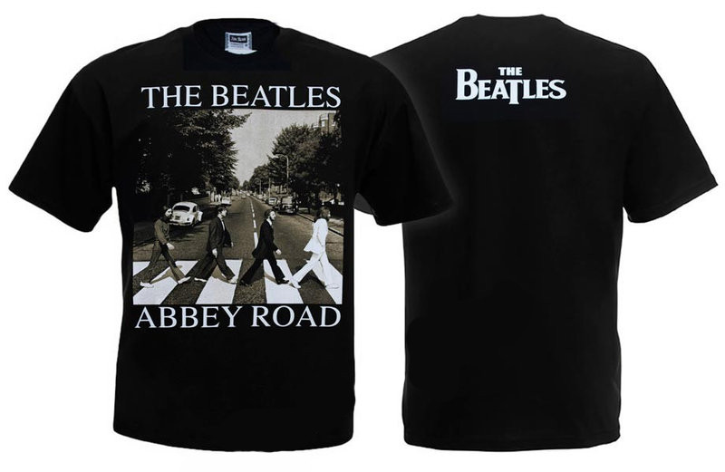 Футболка The BEATLES Abbey Road