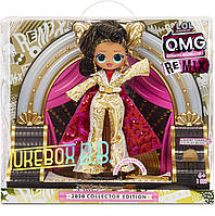 Игровой набор коллекционная кукла LOL Surprise OMG Remix Jukebox BB Лол ОМГ Ремикс Селебрити 569886