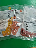 СОФЛЕКС ДИСКИ 50ШТ 3М-ЕСПЕ,Соф-лекс полировочные диски 3м еспе,Sof-lex,Soflex disc,50 шт,полірувальні диски ор