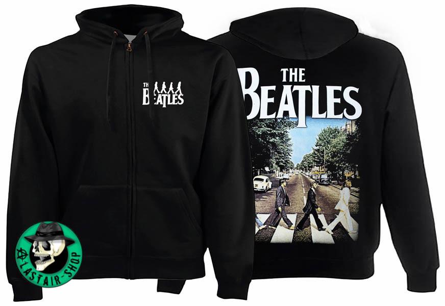 Толстовка на змійці BEATLES Abbey Road