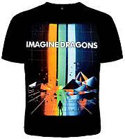 """Футболка Imagine Dragons """"Believer"""" XL"""