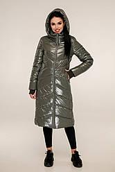 Модное женское пальто зимнее размеры 44-54