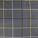 Комплект постельного белья евроразмер сатин розовый Звезды Koloco, фото 3