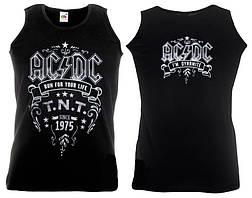 Майка AC/DC TNT