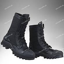 ⭐⭐Берцы демисезонные / военная, армейская обувь СКИФ I (черный)