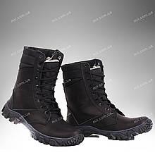 ⭐⭐Берцы демисезонные / военная, рабочая обувь МИРАЖ II (черный)