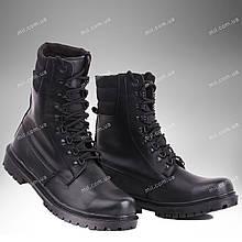 ⭐⭐Берцы демисезонные / военная, рабочая обувь ШТУРМ (черный)