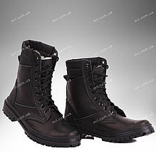 ⭐⭐Берцы демисезонные / военная, рабочая обувьПАНТЕРА II (черный)