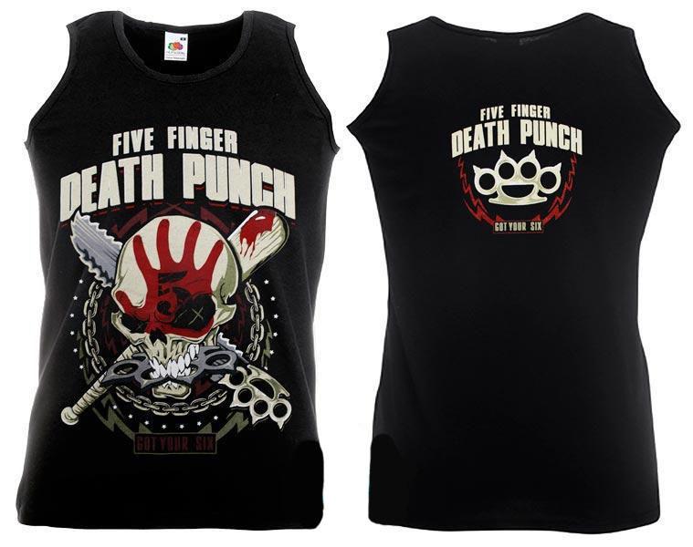Майка FIVE FINGER DEATH PUNCH - Got Your Six