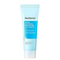 Пілінг-гель для обличчя заспокійливий Real Barrier Aqua Soothing Peeling Gel
