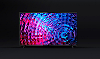 "Телевізор Філіпс 45"" SmartTV (Android 7.0) + FullHD + T2 + USB + HDMI, фото 1"