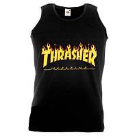 Майка THRASHER Flame