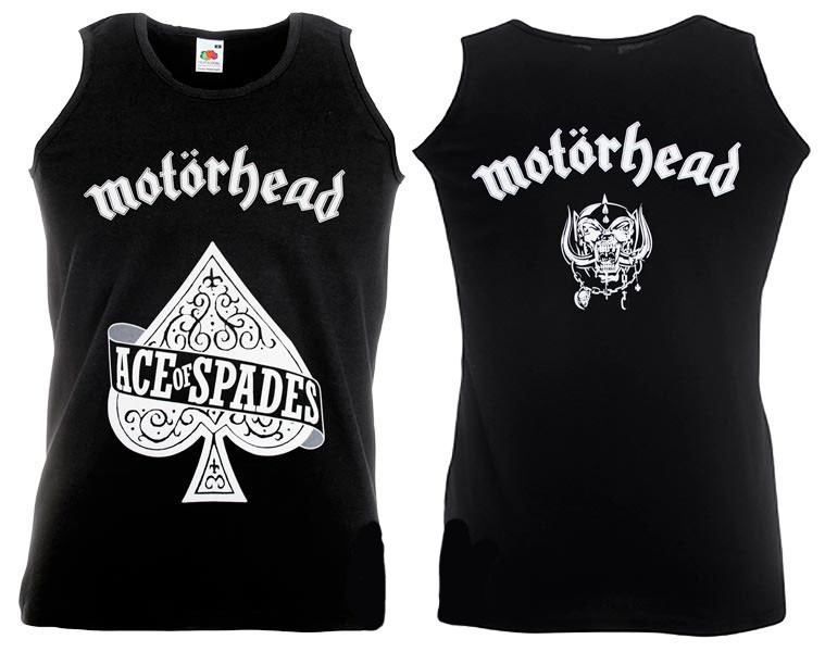 Футболка MOTORHEAD Ace Of Spades