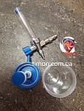 Флоуметр с расходомером (увлажнитель кислорода), под соединение DIN, фото 6