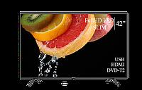 """Сучасний Телевізор Hisense 42"""" FullHD T2 USB Гарантія 1 РІК!, фото 1"""